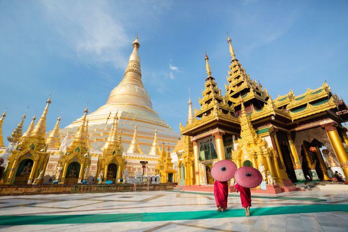 Risultati immagini per yangon birmania
