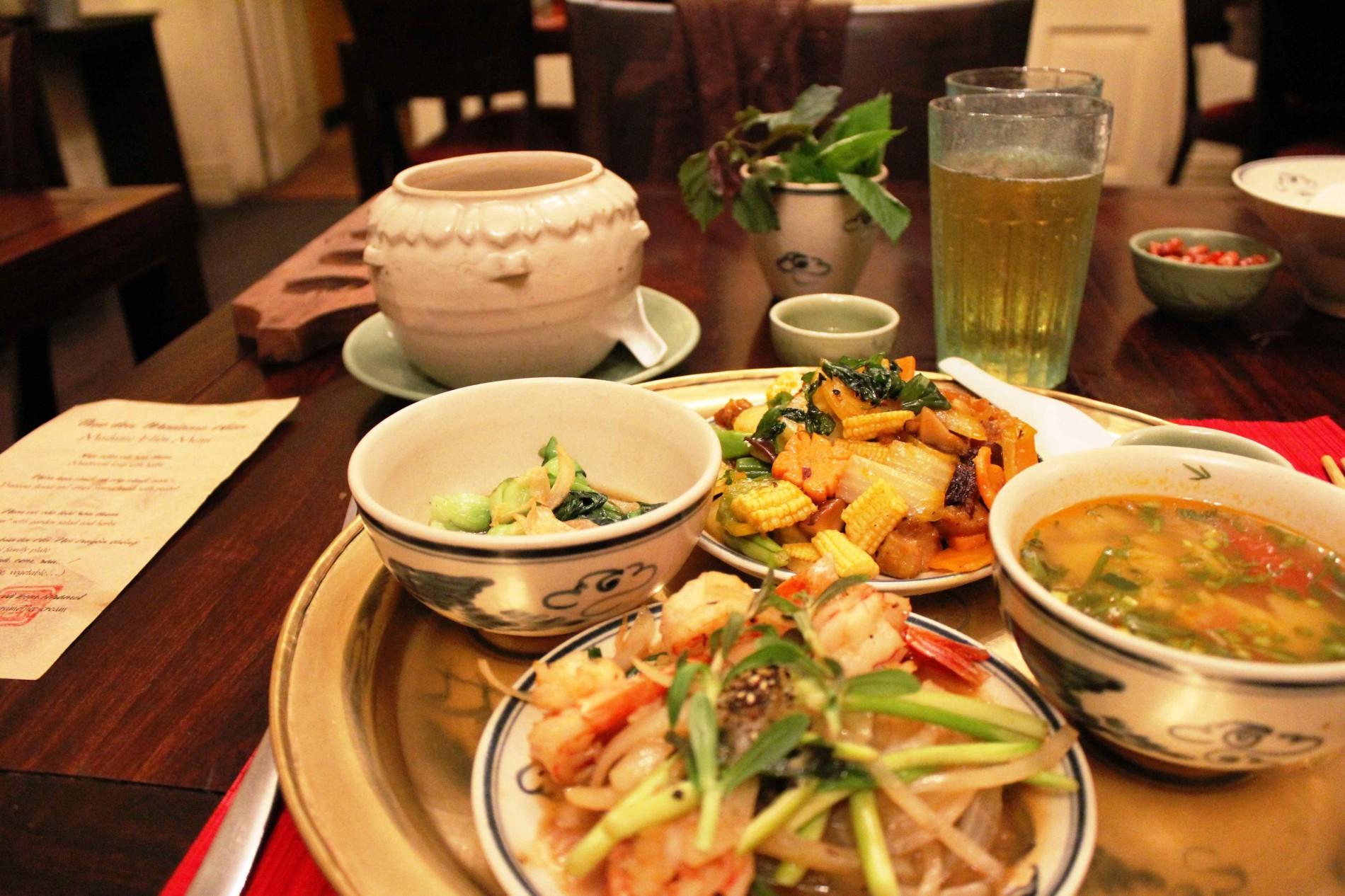Vietnam dalla cucina vietnamita un buon pho per tutti i for Cucina vietnamita