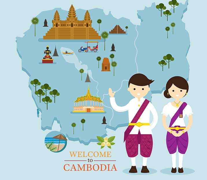 tour in cambogia con DGV Travel