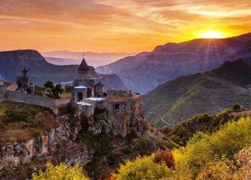 Viaggio in Armenia -Monastero Tatev