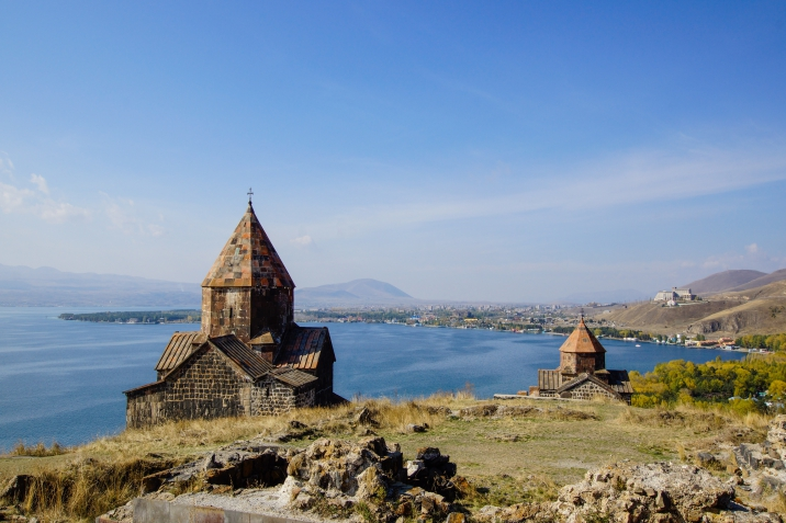 Viaggio in Armenia - Lake Sevan