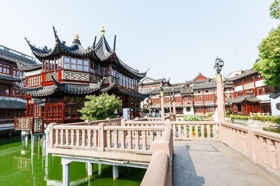 Il grande fascino del giardino di yu yuan a shanghai un viaggio in cina alla ricerca della - Giardino del mandarino yu ...