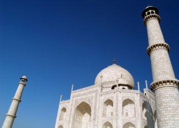 Viaggio spirituale in India Taj Mahal Agra